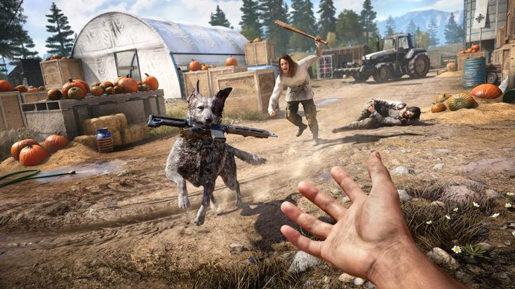 Far Cry 5 Map Editor Allows Gamers To Use Assassin S Creed Objects