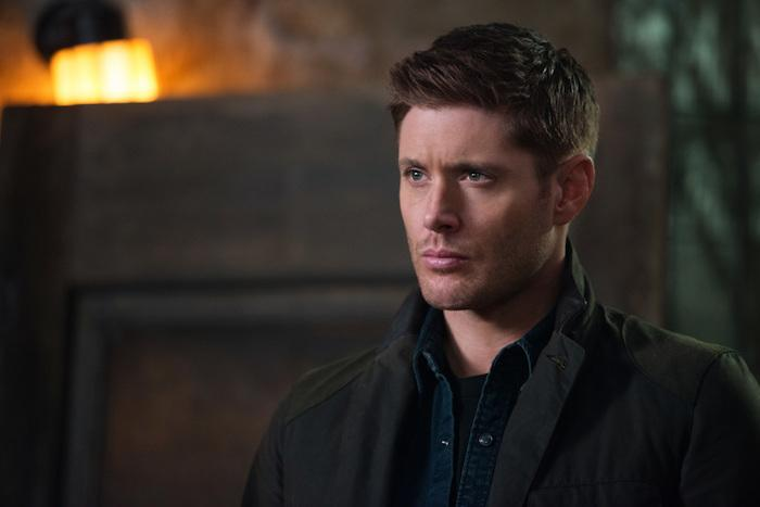 "Jensen Ackles as Dean Winchester in ""Supernatural"""