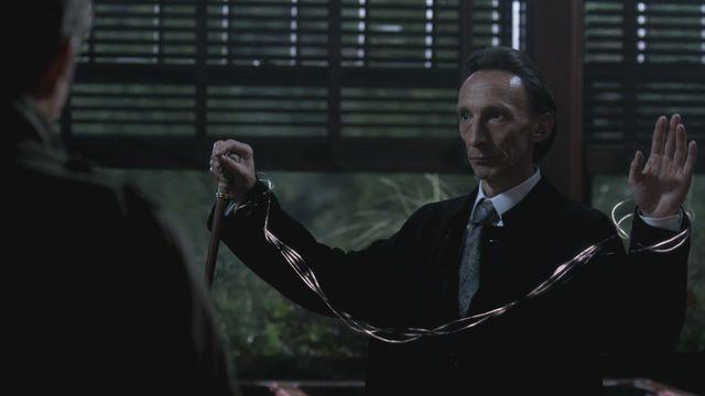 "Julian Richings as Death in ""Supernatural"