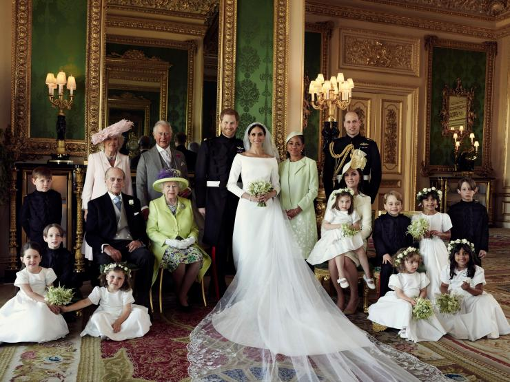 Royal Wedding Cost.Harry Meghan S Royal Wedding Costs Vs William Kate S Which