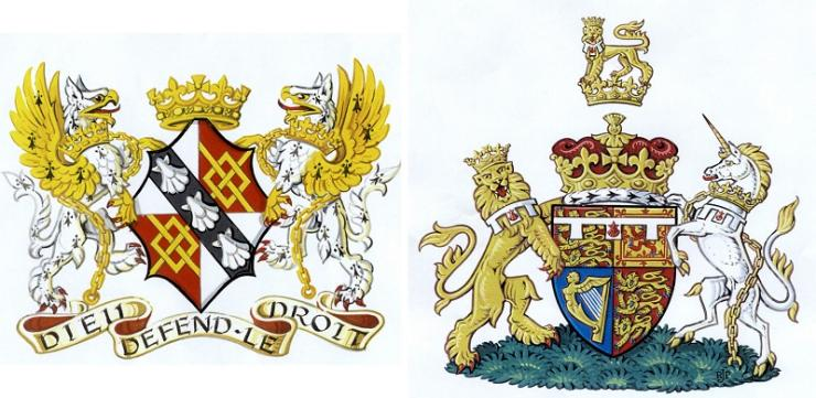 why meghan markle s father did not receive a coat of arms father did not receive a coat of arms