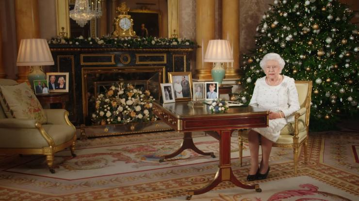 Queen Elizabeth Christmas speech 2017