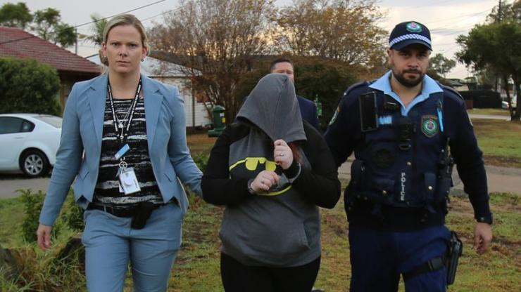 A mother from Sydney is being arrested for allegedly poisoning her 18-month-old son with a prescription drug.