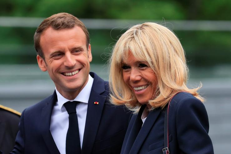 Emmanuel Macron Brigitte S Daughter Addresses Her Mum And French President S Controversial Relationship