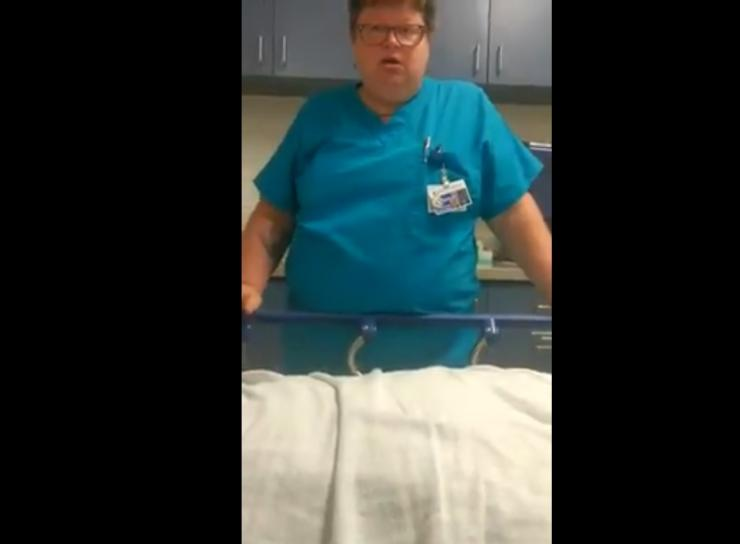 US doctor fired after video of her allegedly berating