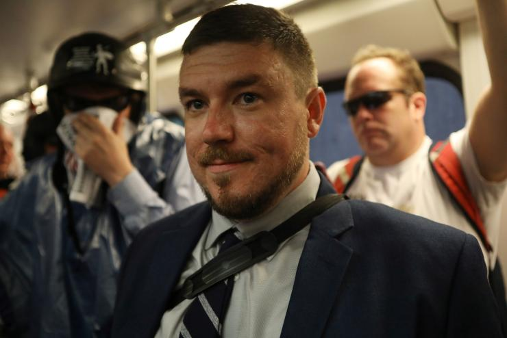 White nationalist leader Jason Kessler