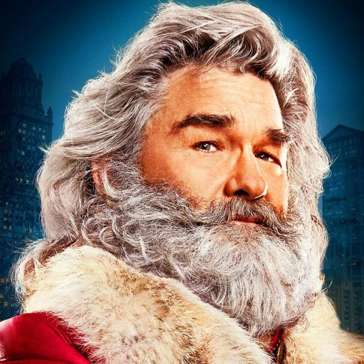 'Better Watch Out' Kurt Russell as Santa Claus
