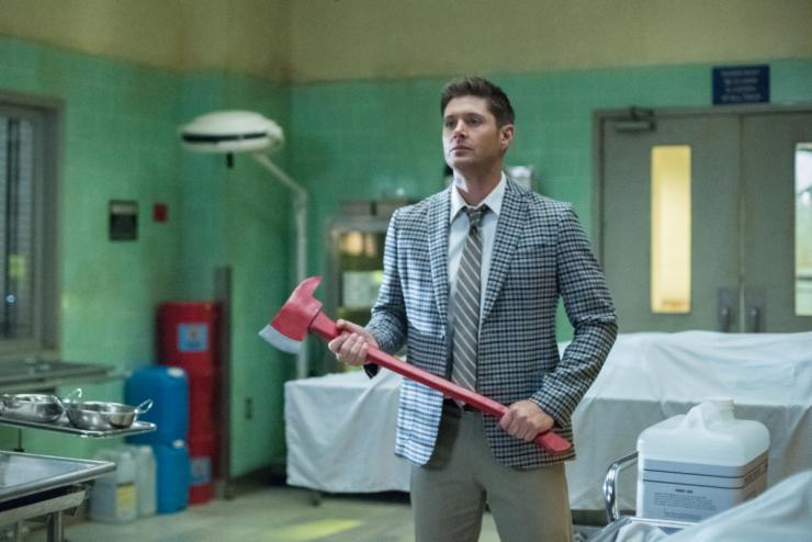 "Supernatural"" 14x04 ""Mint Condition"": Dean Winchester"