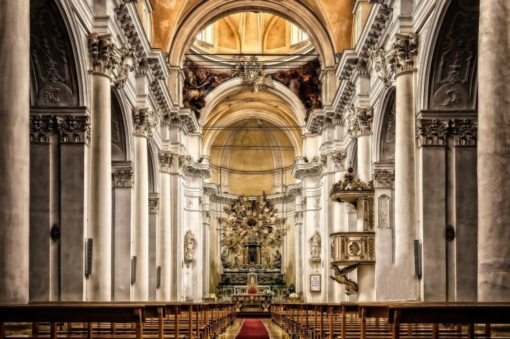 Sicily Cathedral Italy