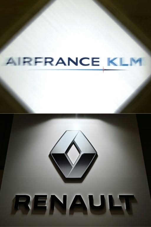 The French state has stepped in to provide massive support with Air France-KLM to get seven billion euros in loans and eight billion also promised for the auto sector