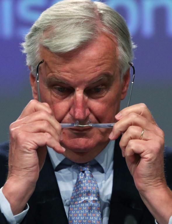 'We cannot accept the UK's attempts to cherry-pick parts of our single market benefits,' Barnier said in a speech Thursday
