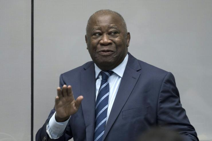 The International Criminal Court acquitted former Ivory Coast president Laurent Gbagbo