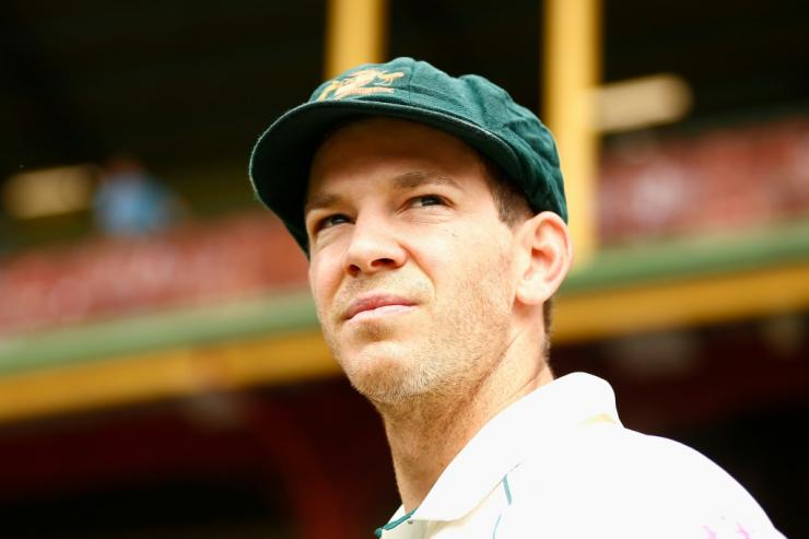 "I would rather be anywhere else in the world because I was convinced I was going to fail."" Australia captain Tim Paine has spoken about his mental anguish"