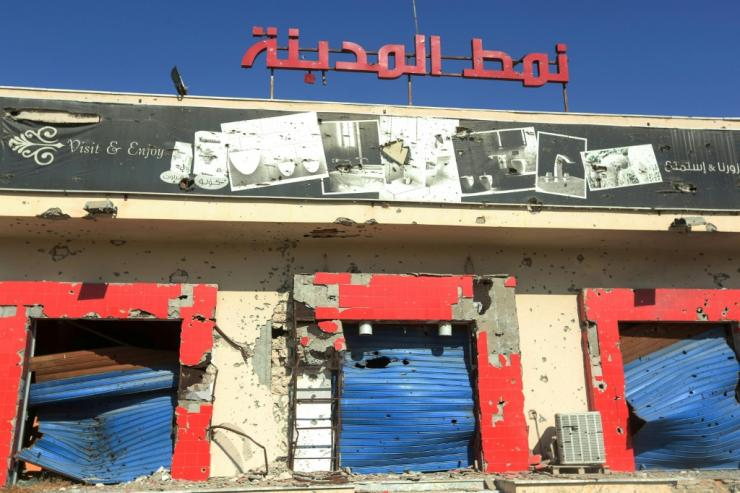 Small business are struggling to make a difference in Libya and entrepreneurs say the government must help by fighting corruption, introducing structural reforms and restoring stability