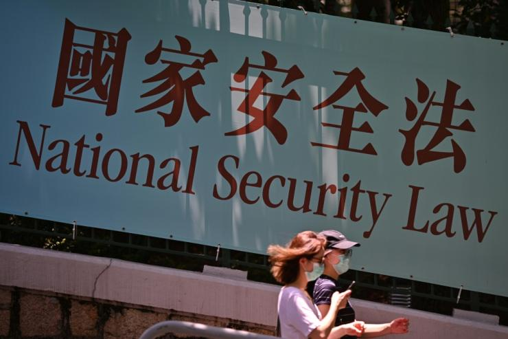 China imposed a national security law on Hong Kong to crush a democracy movement