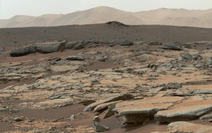 The question of whether ancient life could have existed on Mars centres on the water that once flowed there, but new research suggests that many of the Red Planet's valleys were gouged by icy glaciers not rivers
