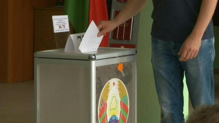 Polling stations open in Belarus as voters cast ballots in presidential elections with President Alexander Lukashenko running for a sixth term against a strong opposition candidate, Svetlana Tikhanovskaya.