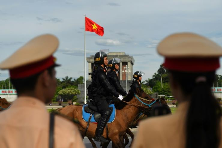 Violent politically linked attacks are rare in Vietnam