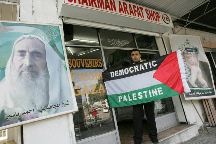 The last time Palestinians went to the polls in a nationwide election was in 2006 when Islamist group Hamas won a landslide majority in parliament