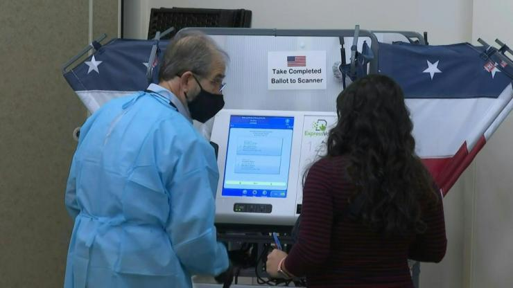 Early voting underway in historically Republican Tennessee