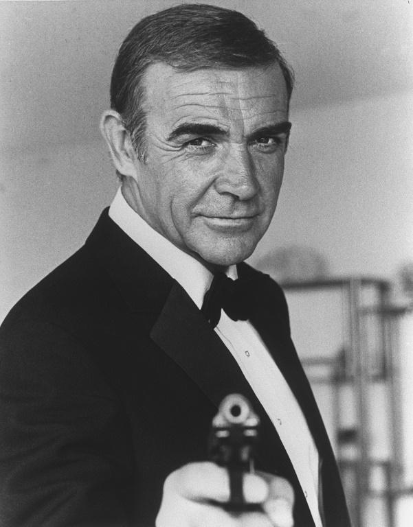 "The first actor to utter the unforgettable ""Bond, James Bond"", Connery made six official films as novelist Ian Fleming's creation."