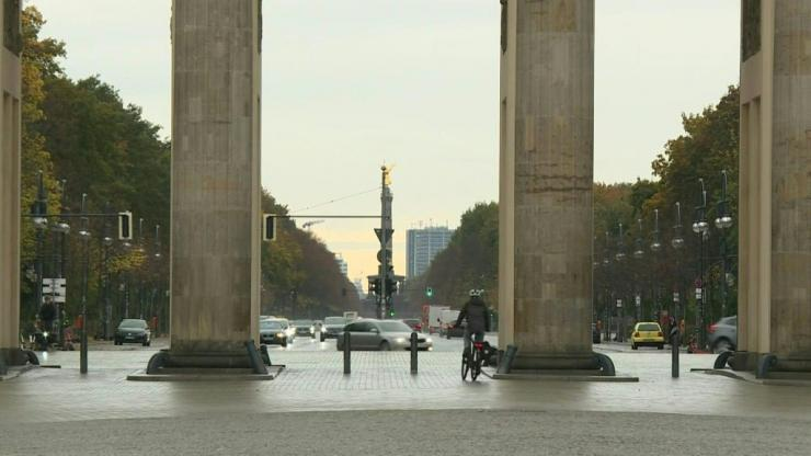 Germans will not be confined to their homes, but bars, cafes and restaurants must close, as well as theatres, operas and cinemas until the end of the month.