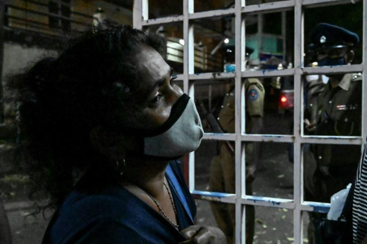 Sri Lankan prison guards shot dead eight inmates and wounded at least 71 others in a riot sparked by anger over rising coronavirus infections