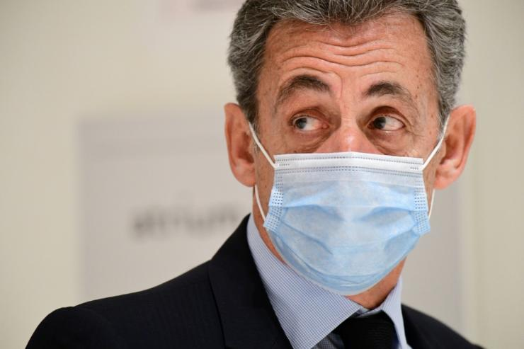 """Sarkozy told the court he """"never committed the slightest act of corruption"""