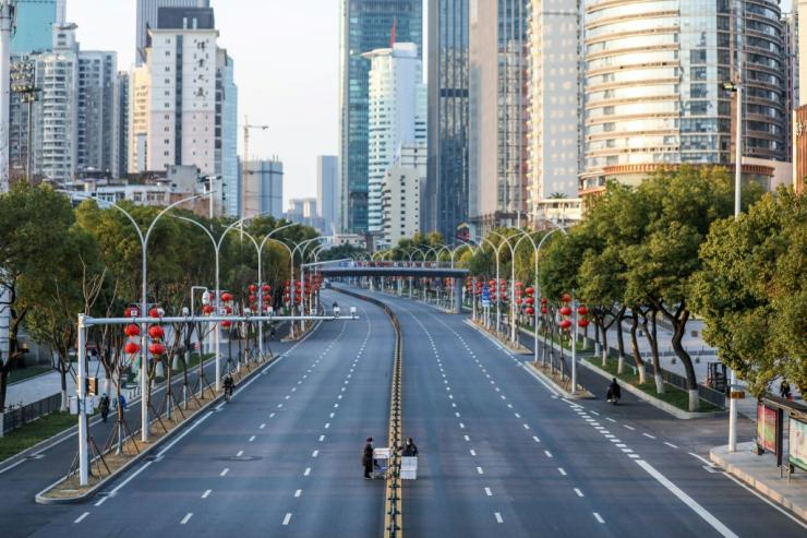 The Chinese city of Wuhan, where the virus first emerged, was also the first to go into lockdown. Most of the world followed