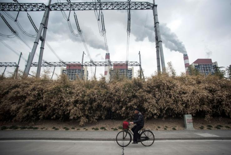 China's rebound from the Covid-19 pandemic has been driven by energy intensive industries such as construction, heaping pressure on the power grid and coal supplies