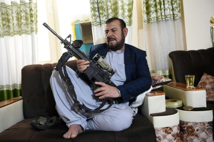 Former police chief of the Panjwai district, Sultan Mohammad Hakimi, has made it a personal mission to give ex-Taliban fighters, commanders and officials the chance to reintegrate into village life
