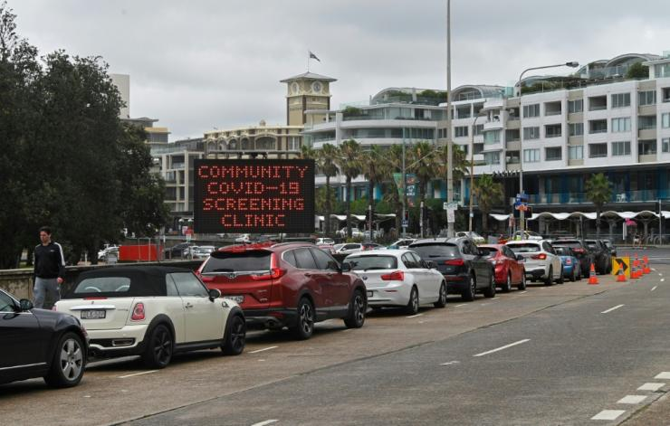 Low numbers of new daily coronavirus cases means Sydney authorities have relaxed virus restrictions for Christmas
