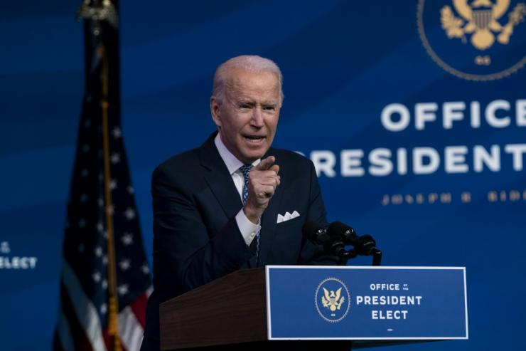 US President-Elect Joe Biden accused President Donald Trump of neglecting his duties after a massive cyberattack on US government computers was revealed