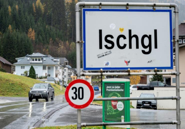 Ishcgl gained infamy as the resort where thousands of international skiers got infected in one of Europe's first, large-scale outbreaks in March.