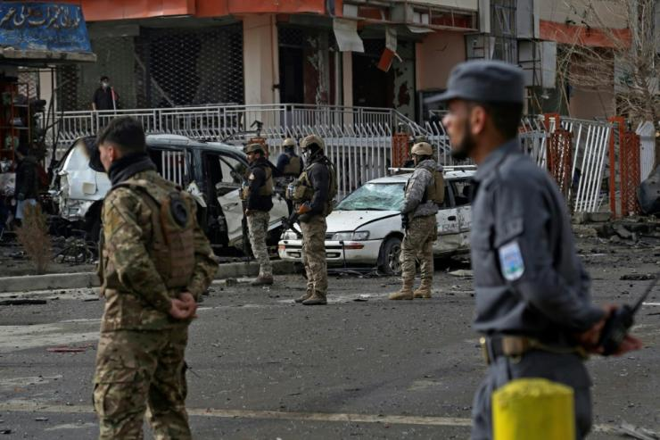 A similar pattern has emerged in recent weeks in which prominent Afghans have died in targeted killings in broad daylight, several of them in the capital, such as in this attack in Kabul on December 20, 2020 when a car bomb targeting a lawmaker killed mul
