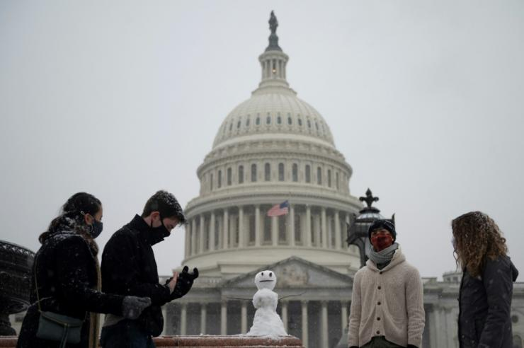 In a brief Christmas Eve session, House Democrats failed in a bid to increase relief payments to people struggling to survive the pandemic