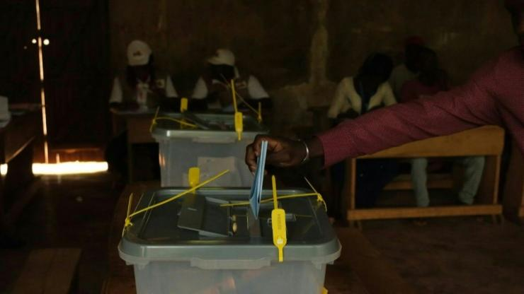 Polls open in Central African Republic elections