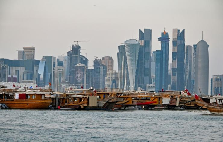 The Qatari capital of Doha has hosted peace talks between the Taliban and the Afghan government since September