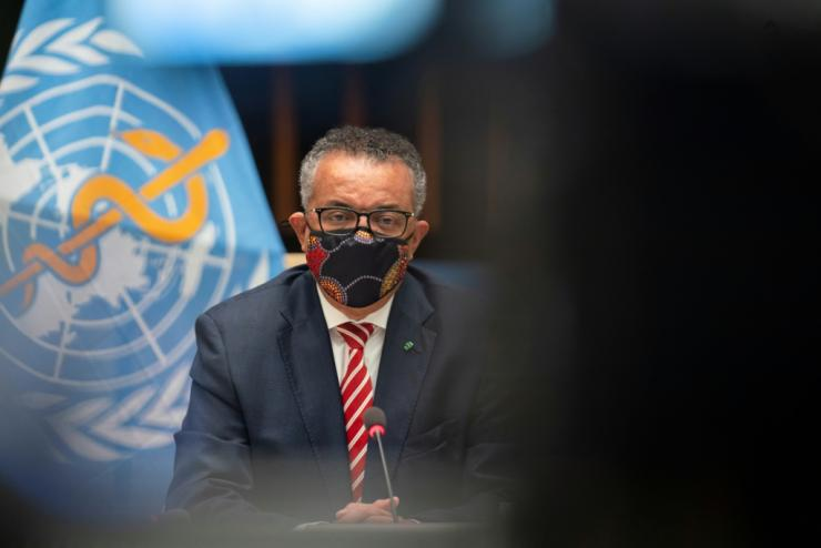 """We throw money at an outbreak, and when it's over, we forget about it and do nothing to prevent the next one. This is dangerously short-sighted,"""" said the World Health Organization's Tedros Adhanom Ghebreyesus"""