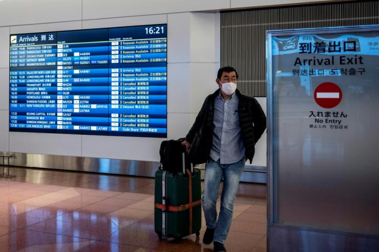 Japan has closed its borders to all new non-resident foreign arrivals from overseas