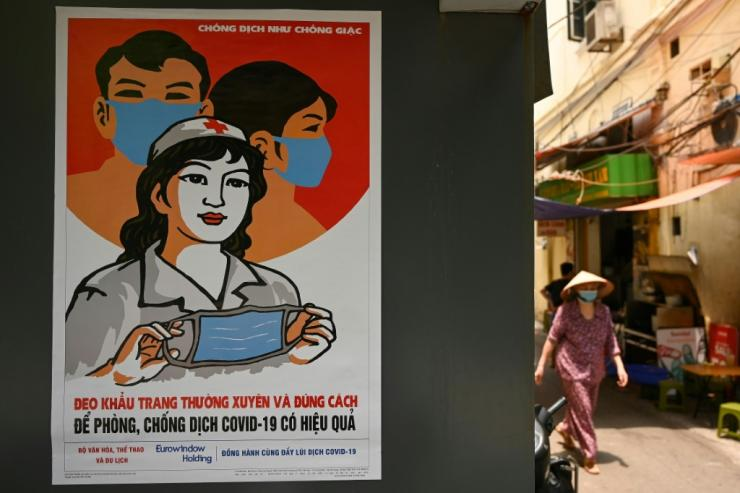 Mass coronavirus quarantines, extensive contact-tracing and strict controls on movement have allowed Vietnam to keep factories largely open and get people back to work swiftly