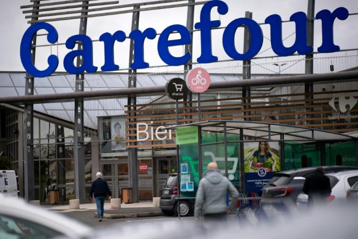 French ministers had insisted they would not agree to the Carrefour takeover because it could jeopardise food security