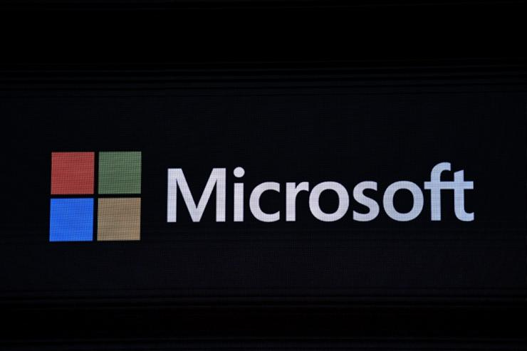 Microsoft boosted revenue and profit in the final three months of last year with the pandemic accelerating the need for cloud computing for people working from home -- and playing more internet-based games