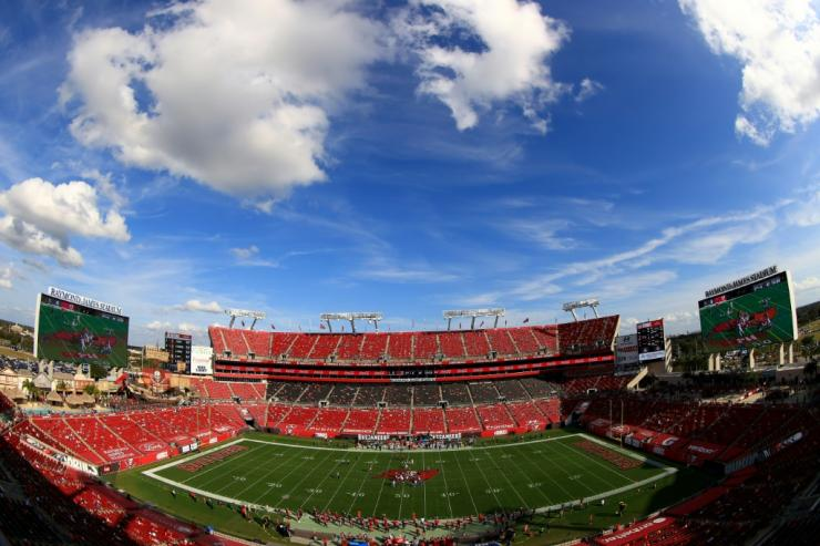 Super Bowl LV will be played at Raymond James Stadium in Tampa, Florida with the hometown Tampa Bay Buccaneers facing the Kansas City Chiefs