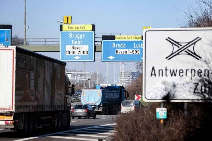Antwerp is the biggest city in Flanders, Belgium's densely populated -- and flat -- Dutch-speaking region, with a notorious ring road, one of the most traffic-clogged arteries of Europe