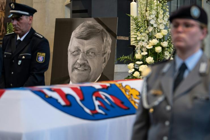 Walter Luebcke was shot dead on June 1, 2019, in what is believed to be Germany's first far-right political assassination since World War II