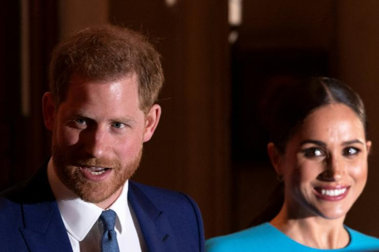"Last year Harry and Meghan launched a wide-ranging non-profit organisation, Archewell, after giving up their ""Sussex Royal"" brand"