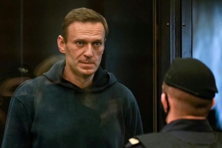 Alexei Navalny is already serving a jail sentence. On Saturday he faces two more court decisions