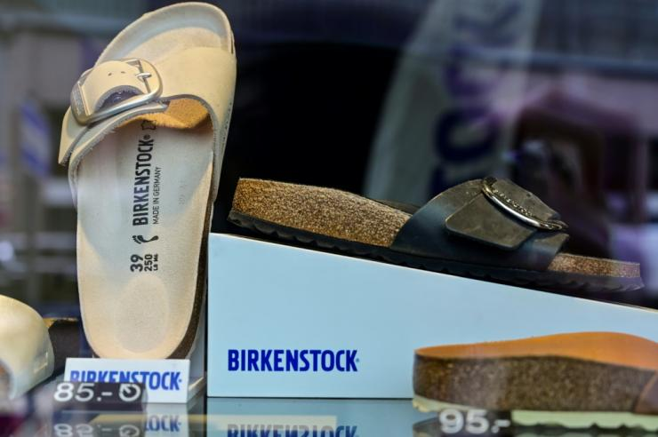 German sandalmaker Birkenstock goes high-end after an LVMH-backed company and the French group's billionaire owner snaps up the iconic brand.