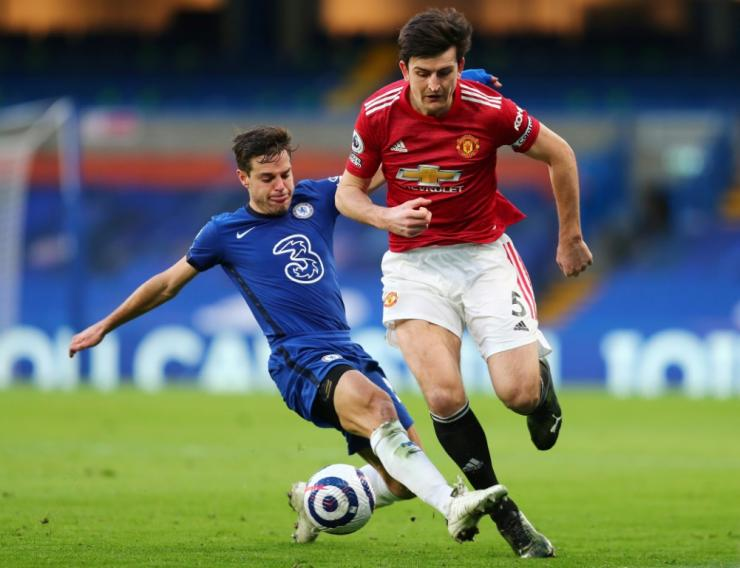 Chelsea and Manchester United played out a goalless stalemate